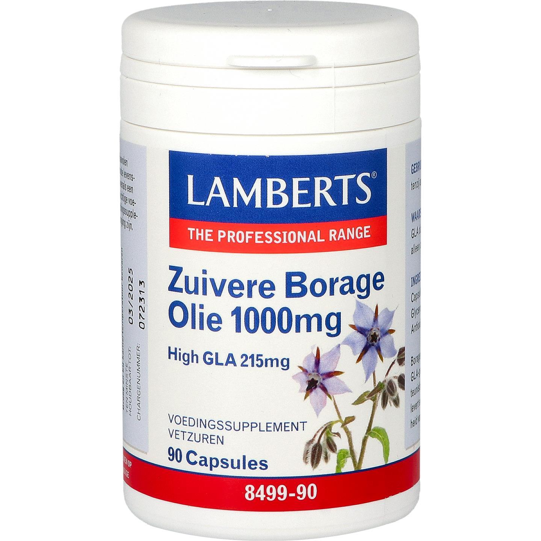 Pure Starflower oil 1000 mg