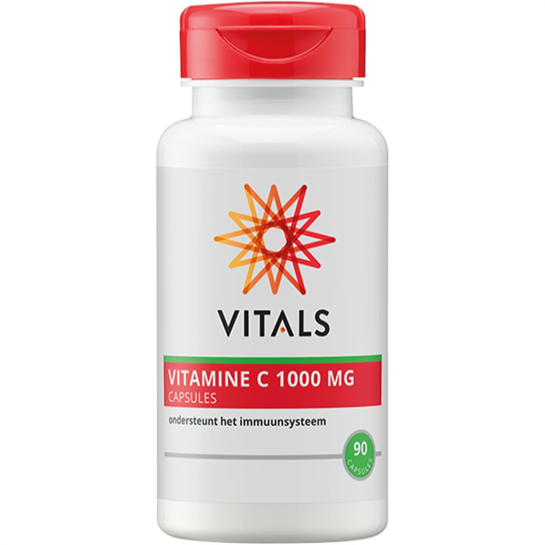 Vitamine C 1000 mg capsules