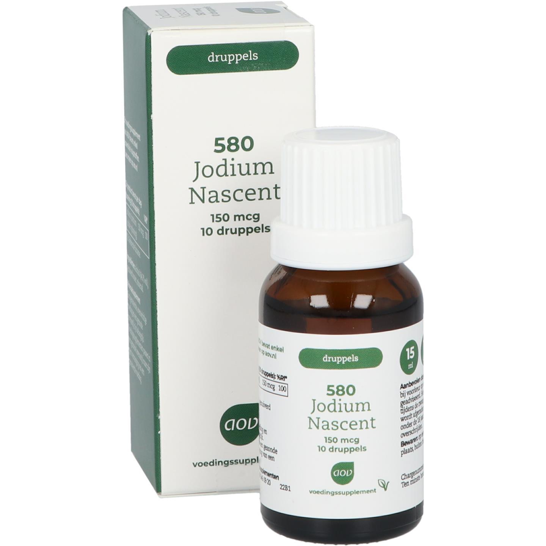580 Jodium Nascent
