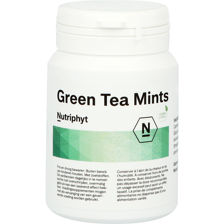 Nutriphyt green tea mints Nutriphyt 120tb