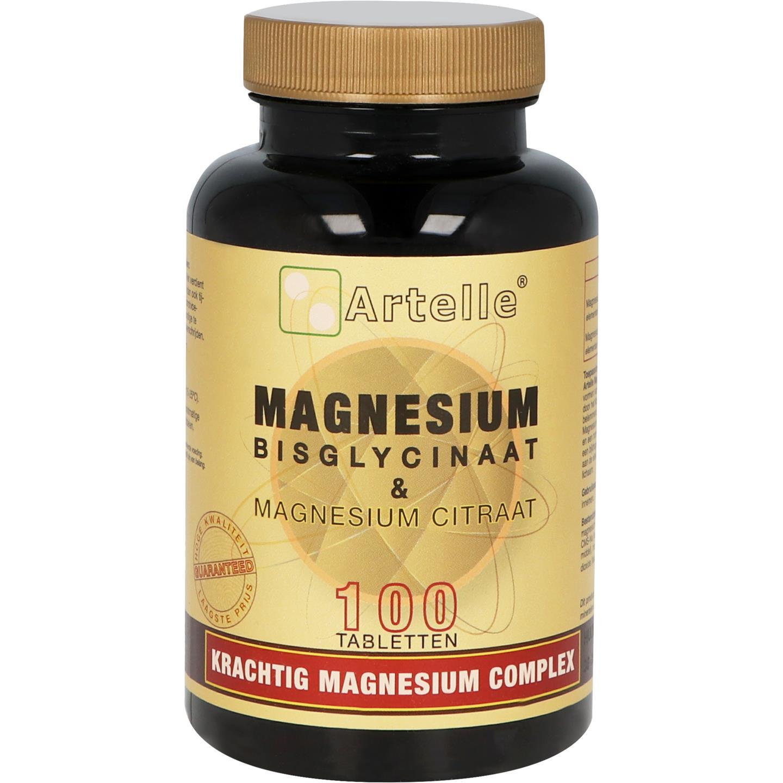 Magnesium Bisglycinaat & Magnesium Citraat