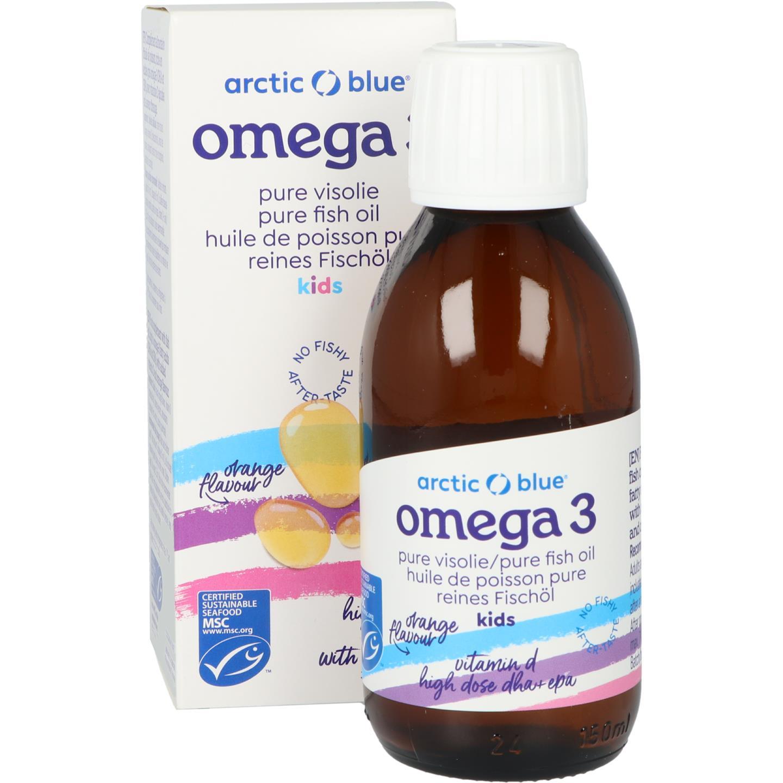 Omega 3 Hersenbouwstenen