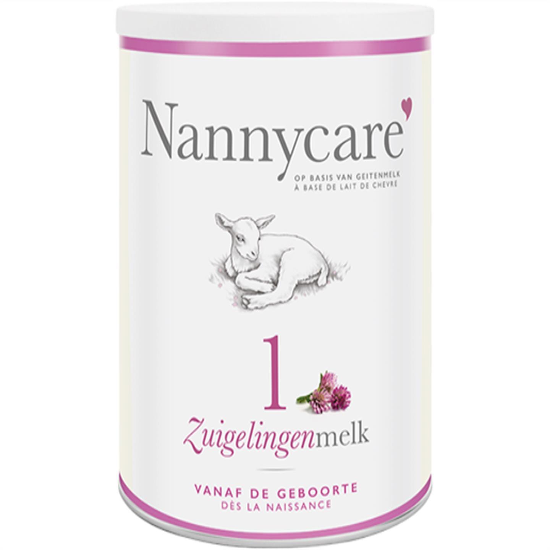 Nannycare 1 Zuigelingenmelk