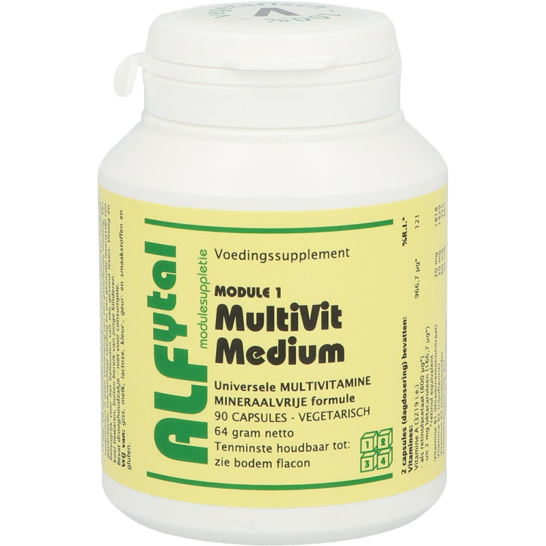 MultiVit Medium (module 1)