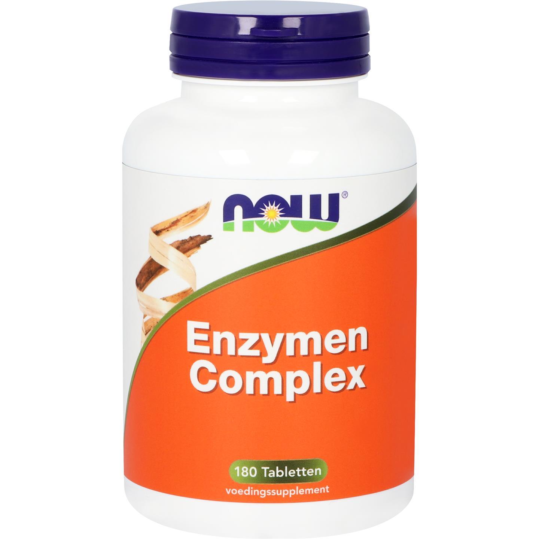 NOW Enzymen complex 800mg 180tabl