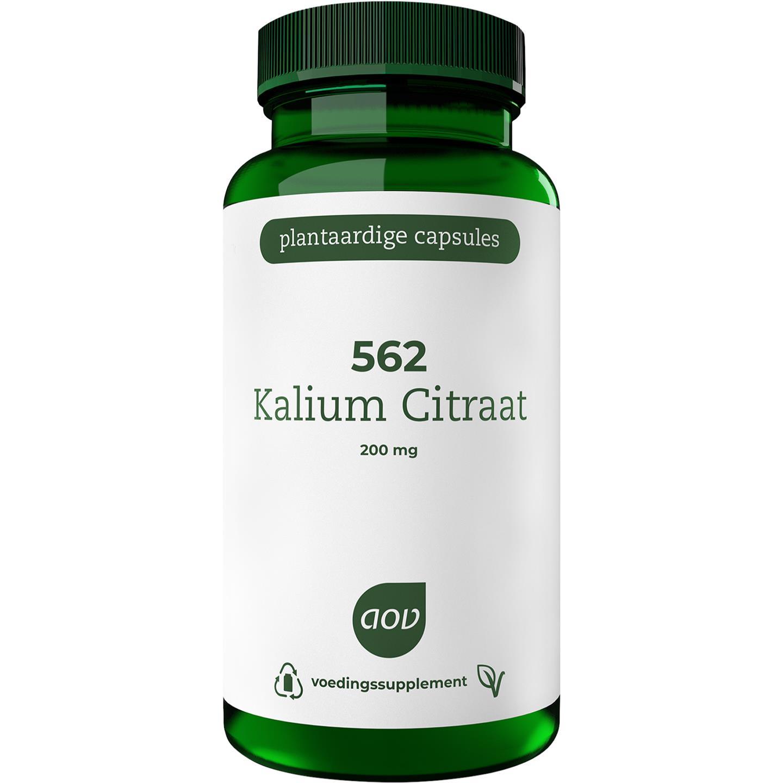 562 Kalium Citraat