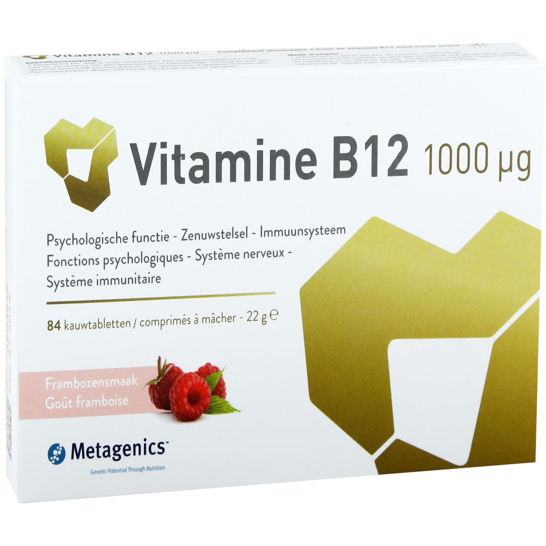 Vitamine B12 1000 mcg