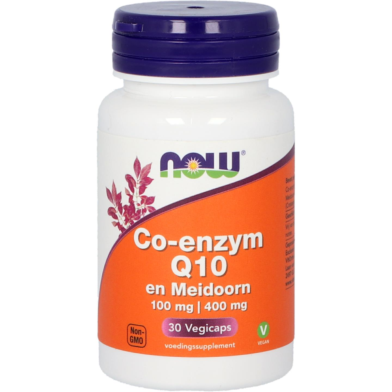 Co-enzym Q10 en Meidoorn