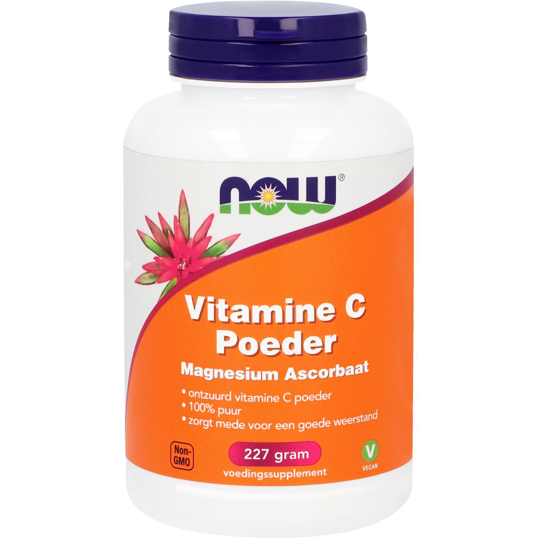 Vitamine C Poeder (Magnesium Ascorbaat)