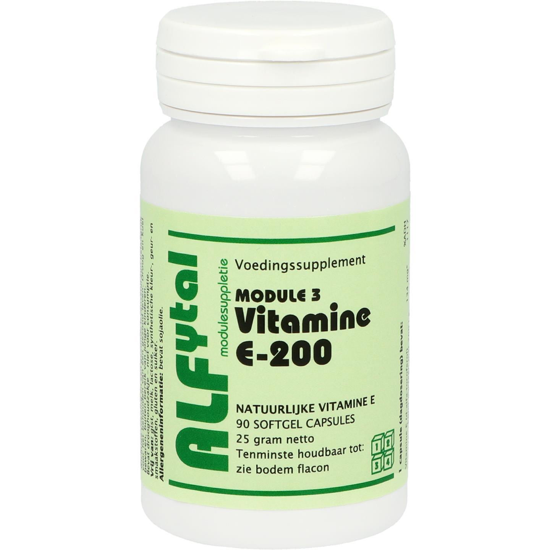 Vitamine E 200 (module 3)