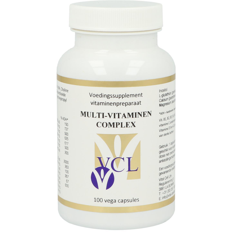 Multi-Vitaminen complex