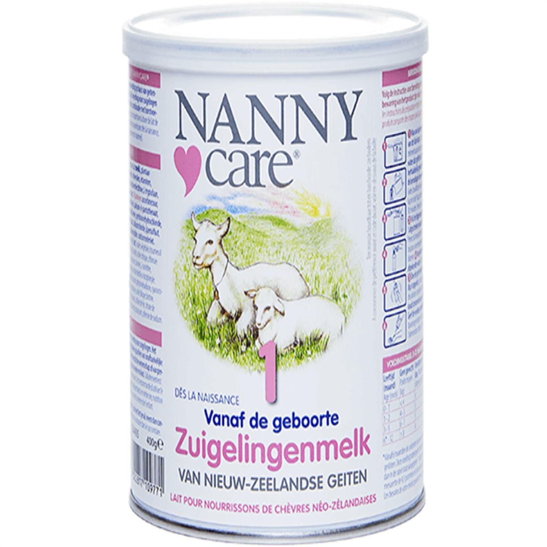 Nanny care 1 zuigelingenmelk