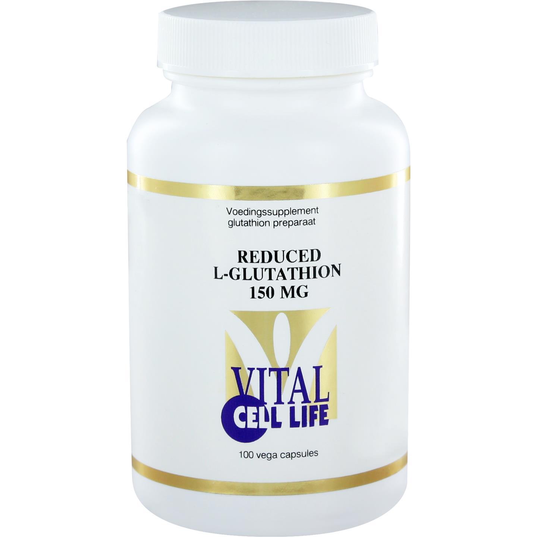 Reduced L-Glutathion 150 mg