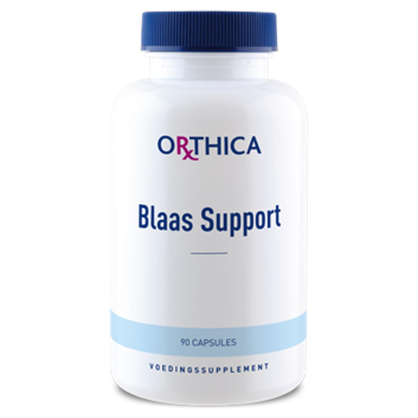 Image of Blaas Support