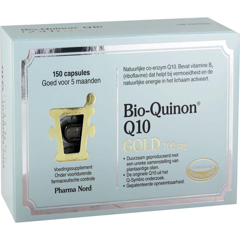 Pharma Nord Bio quinon Q10 Gold 100mg 150cap