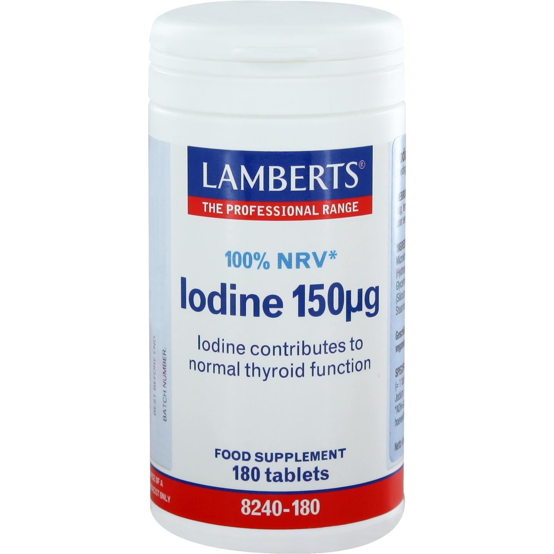 Jodium 150 mcg