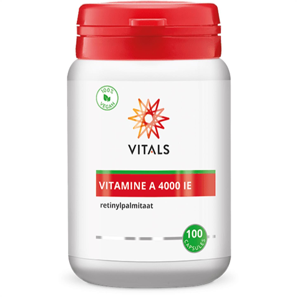 Vitamine A 4000 IE