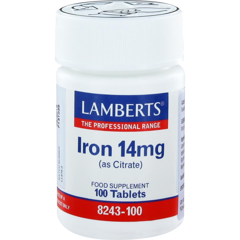 IJzer 14 mg