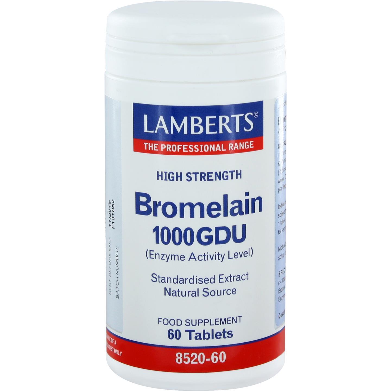 Bromelain 400 mg