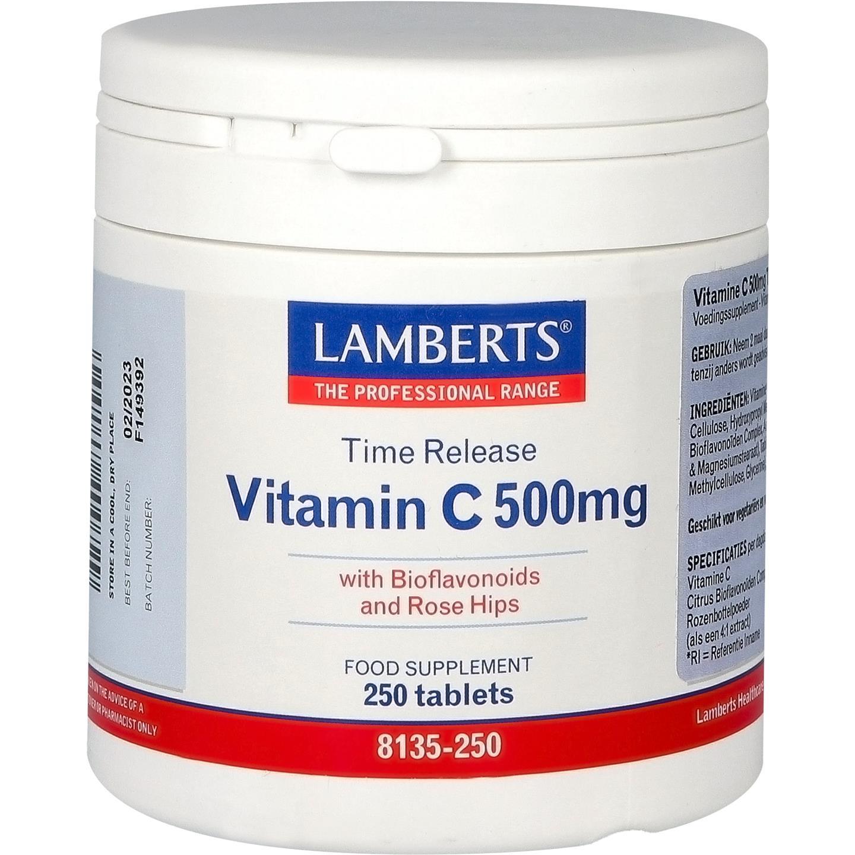 Vitamine C-Time 500 mg