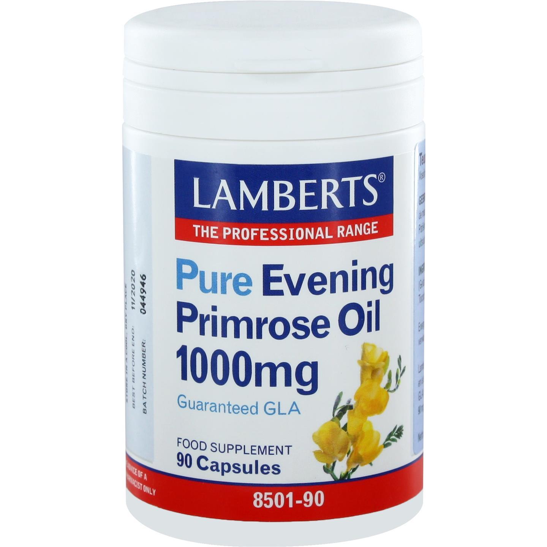Teunisbloemolie 1000 mg