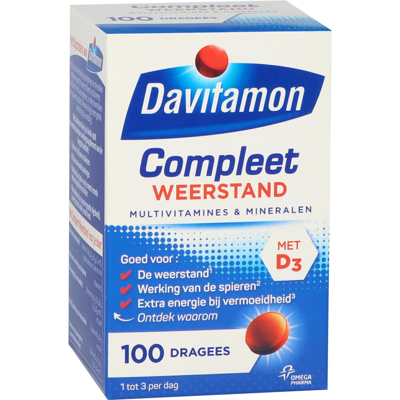 Compleet Weerstand