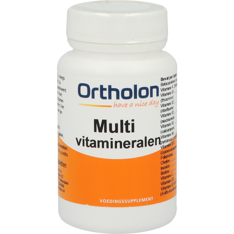 Multi vitamineralen