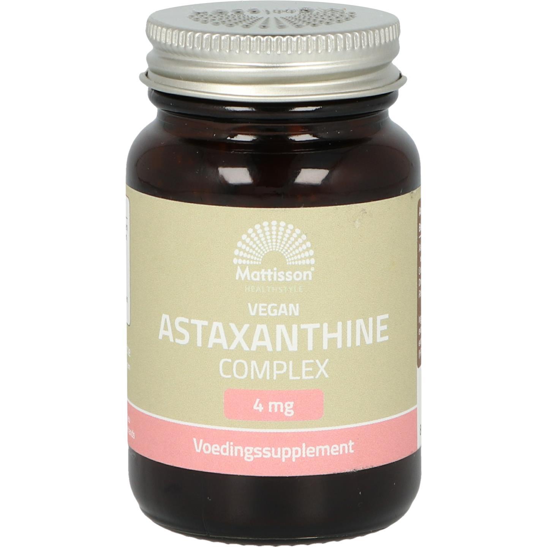 Astaxanthine complex