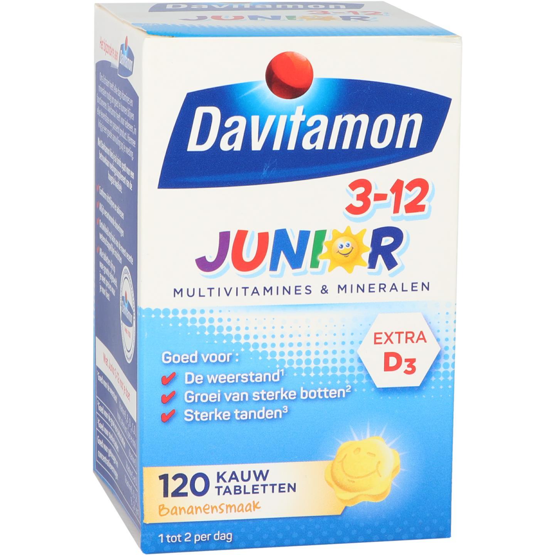 Junior Kauwvitamines (banaan)