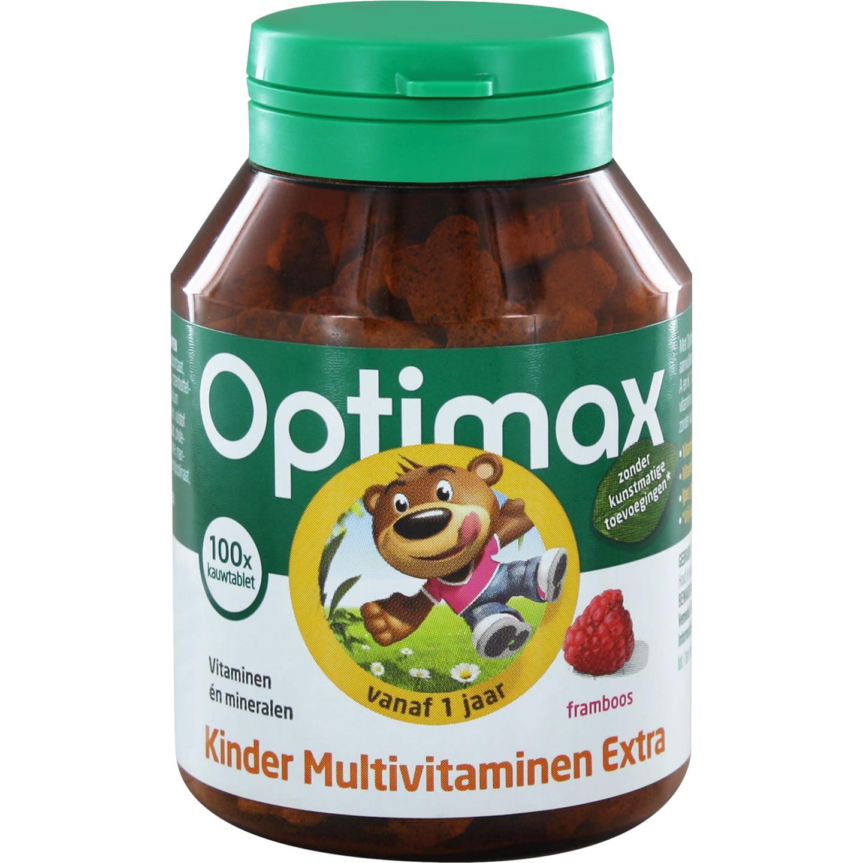 Kinder Multi Extra (framboos)