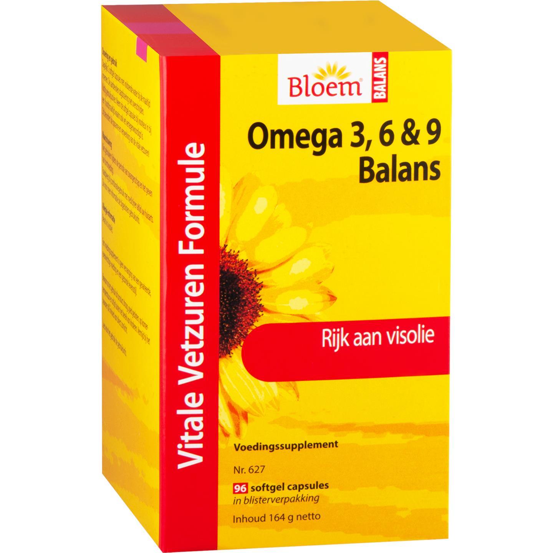 Omega 3, 6 & 9 Balans