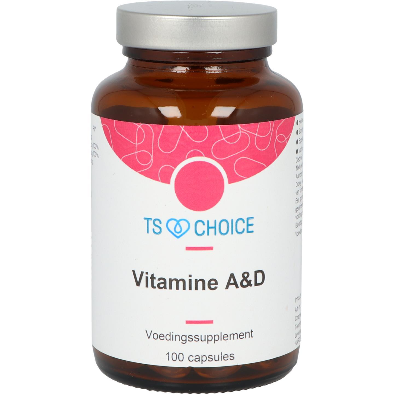 Vitamine A en D