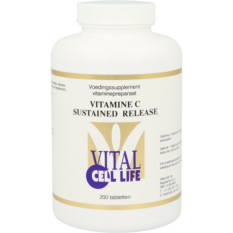Vitamine C Sustained Release