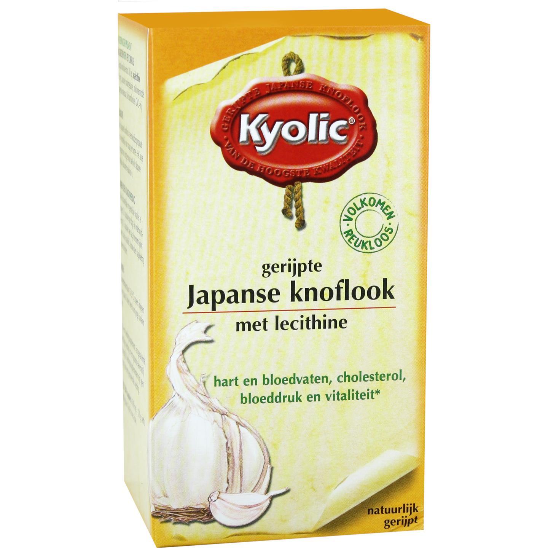 Gerijpte Japanse knoflook met lecithine