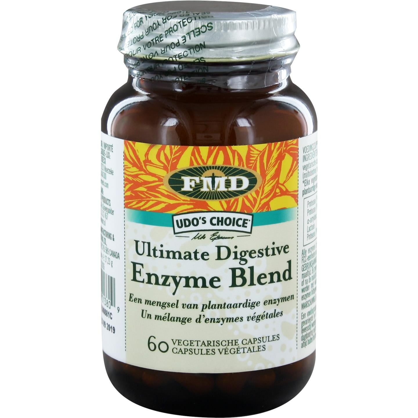 Ultimate Digestive Enzyme Blend