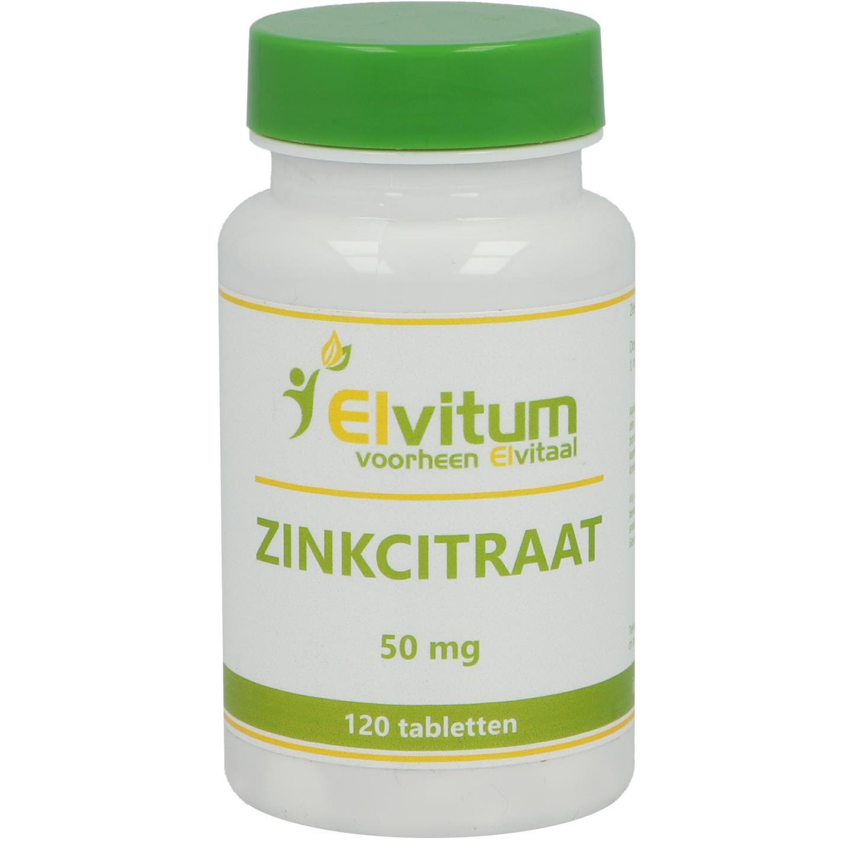Zink Citraat 50 mg