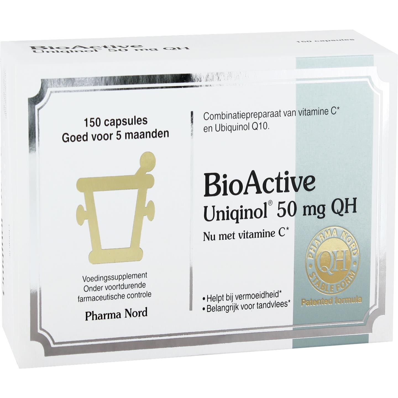 Pharma Nord Bio active Uniqinol Q10 50mg 150cap