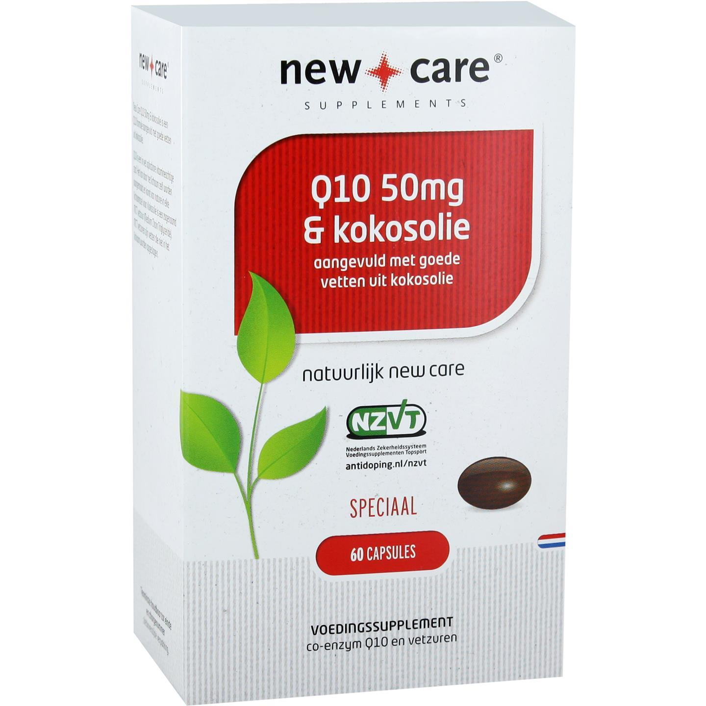 Q10 50 mg & kokosolie