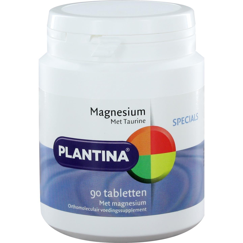 Magnesium met taurine