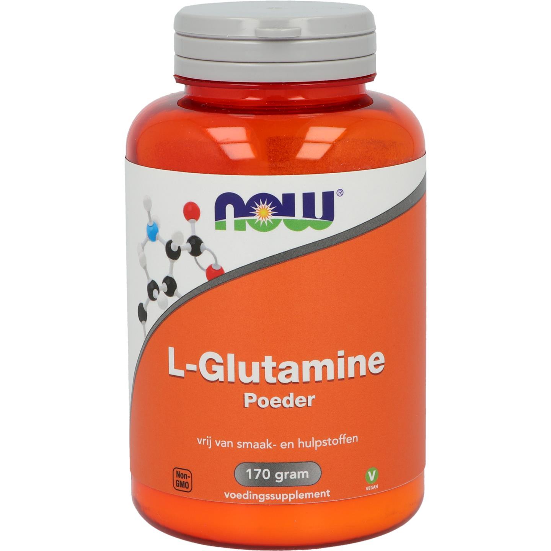 Now L Glutamine Powder 170gram