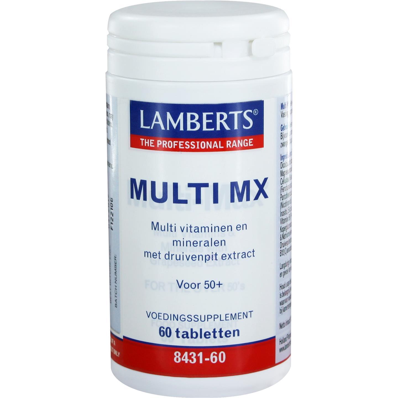 Lamberts Multi Mx L8431-60 60tabl