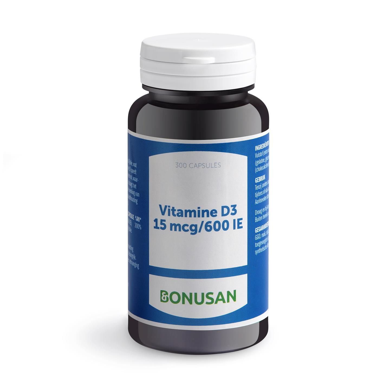 Vitamine D3 15 mcg/600 IE