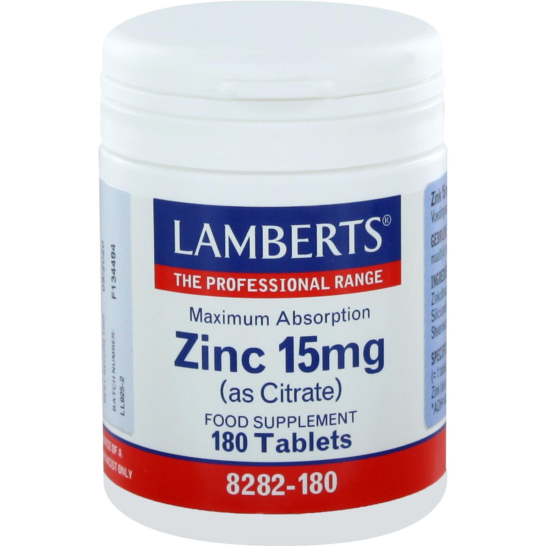 Zink 15 mg