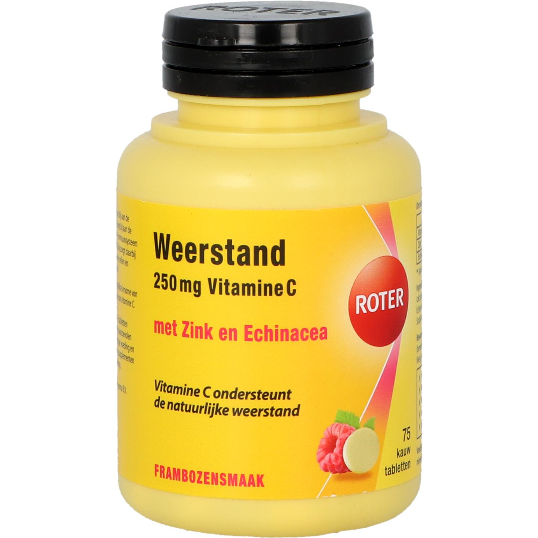 Forte Weerstand (frambozensmaak)
