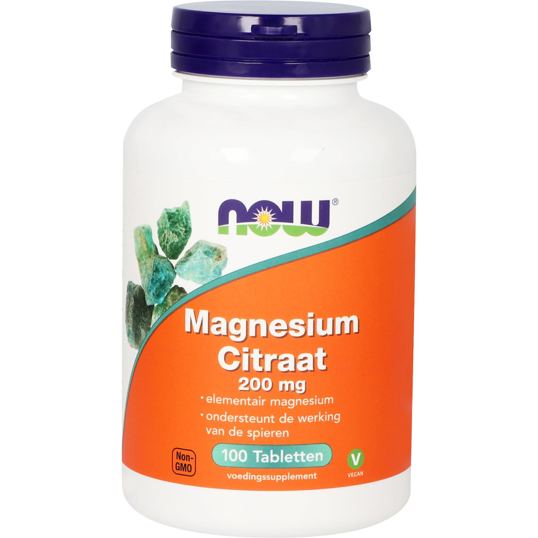 Magnesium Citraat 200 mg