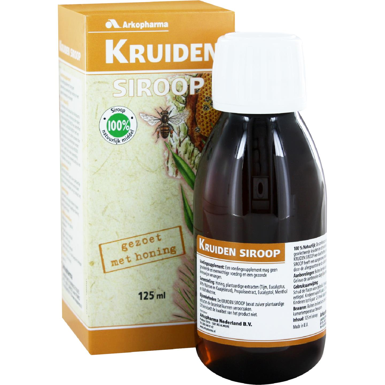 Arkopharma Kruiden Siroop 125ml