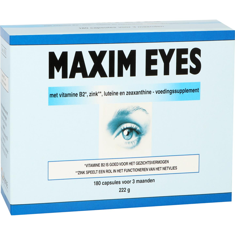 Maxim Eyes