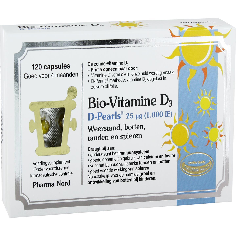 Bio-Vitamine D3 (1000 IE)