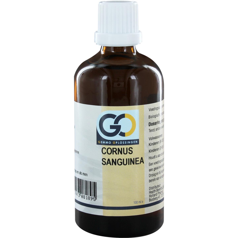 GO Cornus sanguinea