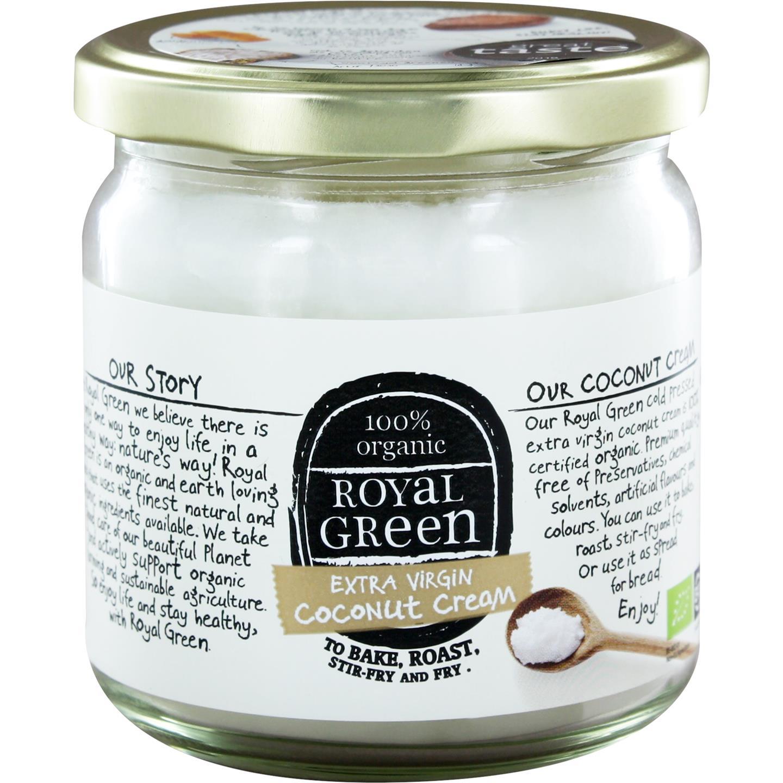 Coconut cooking cream Extra Virgin